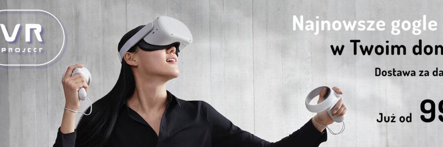 Wypożyczanie Oculus Quest 2
